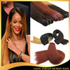 New Arrival Cheap Ombre Hair Extension,Ombre Brazilian Hair Two Tone Ombre Remy Hair Weaving,Ombre Hair Straight Weaves