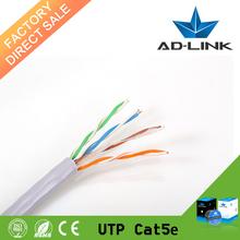 O.F.C Copper pass Fluke CE test utp cat5e network cable