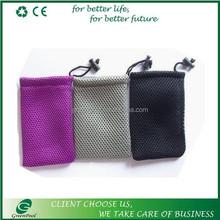Wholesale good quality nylon net bag sandwich small mesh bag