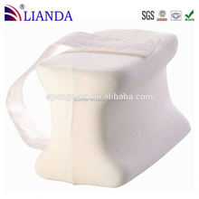 Direct from the manufacturer memory foam leg/knee pillow for relaxing