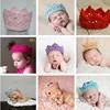 Multi Colors Crochet Baby Crown