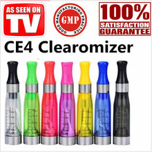 Best Seller!!!$0.49/pc no leaking high quality ce4 vaporizer, ce4 atomizer, ce4 clearomizer