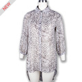 2014 nueva moda damas de manga larga camiseta fabricantes de turquía