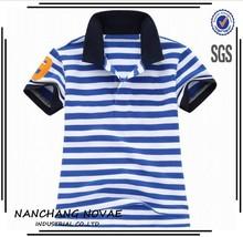 Wholesale Children Boy Girls Polo Shirts Kids Brand Short Sleeves Polo Shirt China Factory Children 100% Cotton Tees Top Shirt