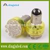 Certification automobile tail lamp1157 led bulb ba15d 24v /12v brake light