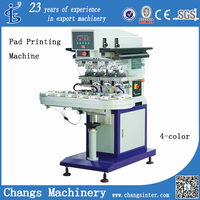 pad printing machine of pen/lighter/capsule/toy/buttons/golf/optical frame/U disk for sale -6