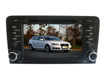 7inch Car DVD GPS For AUDI A3 S3 RS3 2003-2012 Audi A3 Radio GPS Navigation For AUDI A3 headunit Multimedia DVD Player with CAN