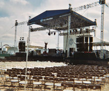 2012 most widely used Aluminum floding truss system for wedding and events