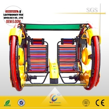 electric leswing car out door game machine from gold supplier