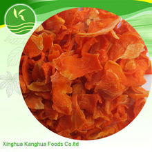 Brands carrot chips, slice, flakes, dried vegetable, 2014 Chinese natural and safe products