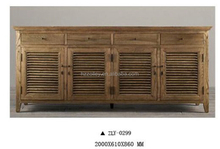 American accent style living room solid wood design shoe cabinet,china kitchen wall cabinet