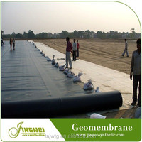 flexible hdpe smooth liner pond cover supplier