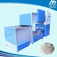 Ball fiber produce machine with fiber feeder