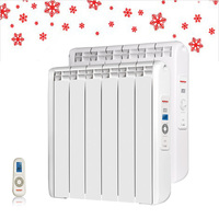 2000W Electric Convector Heater Portable Thermostat 2kw Wall Mounted