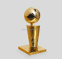 Resin NBA Basketball Trophy Cup Awards Wholesale NBA resin trophy awards