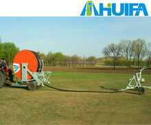 Professional Agricultural Travelling Irrigator/Hose Reel Irrigator For Sale