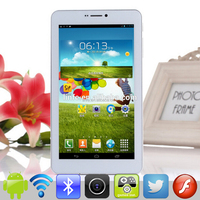 China Fatory Android 4.4 Super Smart Tablet PC with 3G Sim Card Slot Quad Core