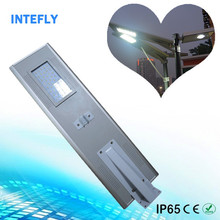 easy install high power 70W ip65 integrated solar street lights on sale