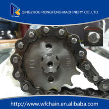 High quality 250cc motorcycle parts, chain sprocket