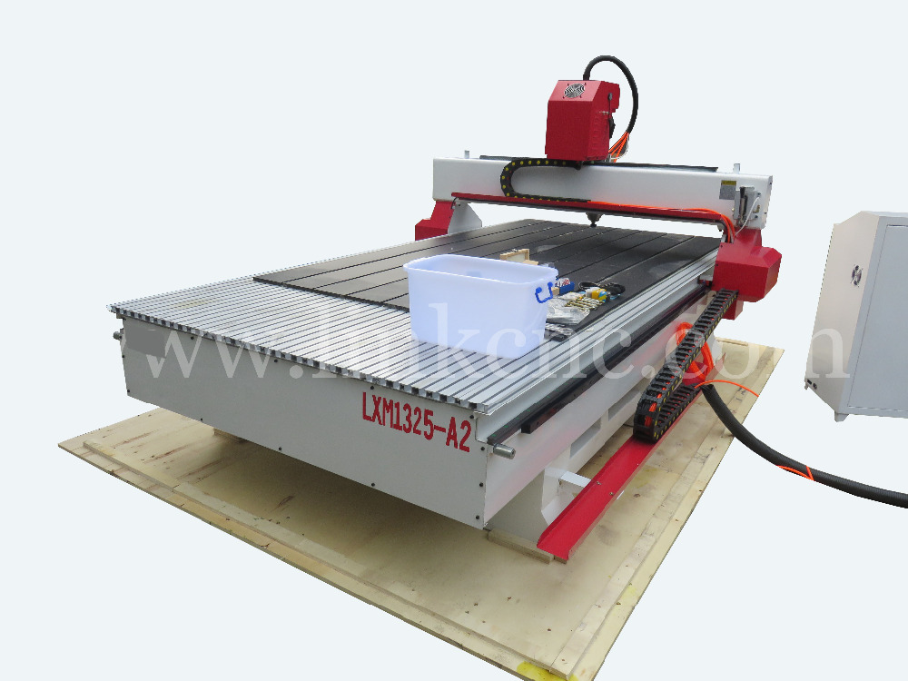 High configuration stepper motor 1325 a2 cnc router 4 axis for Best router motor for cnc