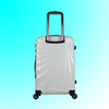 Pure PC Seashells pattern travel trolley lugagge Suitcase for Japan south Korea