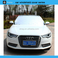 Sun shade of car and car windshield cover