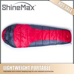 Children sleeping bag,luxury sleeping bag,touring sleep bag