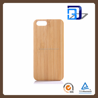 New arrival ultra thin PC+Wood Bamboo Wooden cover blank wood case for iphone 6s china wholesale