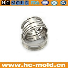 Custom 3d printer aluminium rapid prototype of CNC machining aluminium,multi-use CNC prototype