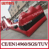Exciting Giant Inflatable Hippo Slide/Crazy Water Slide/Hippo Slide for Park