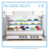 Open Type Fruit and Veg Display Showcase Chiller