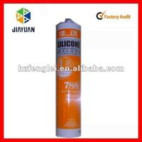 Clear Color Silicone Sealant Adhesive