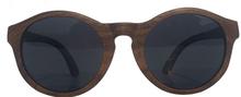 ronda ojo de gato polarizador anteojos bambu para los hombres polarizadas madera Gafas sol bambú fotos