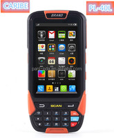 CARIBE PL-40L AK086 Ruggedized 4 inch android4.1 contactless rfid reader phone with GPRS