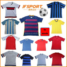 Own Model Soccer Jersey Plain Football Uniform Custom Soccer Jersey