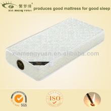 2014 hot selling comfortable compressed foam mattress