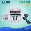 BC-2108: automatic bill counter machine, money checking machine