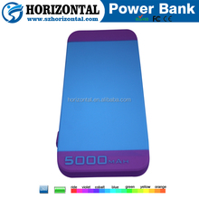 5200mah Universal Power - With a 5200mAh lithium-ion battery, the Portable Power Pack supports charging Smartphones