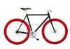 High Quality 4130 grade Chromoly steel 700C fixed gear bicycle