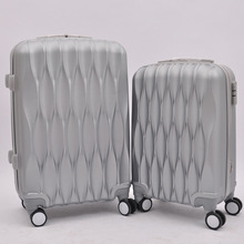 2 Pieces Vision Abs Luggage Set