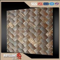 coconut decorative wall covering panels