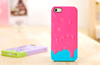 melting ice cream cover case for iphone 5