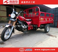 Three Wheel Motorcycle/Cargo Tricycle/air cooling engine Tricycle HL200ZH-A06