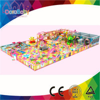 HSZ-KIndia5 Newest Design Birthday Party Room Kids Funny Indoor Playground Equipment