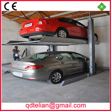 hydraulic parking system ever eternal car lift