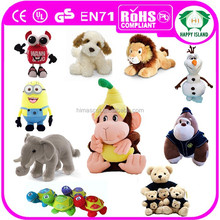 HI CE New plush monkey names.soft toy monkey.plush monkey