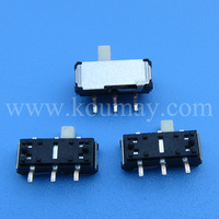 micro smt smd slide switch mini with 3 pin