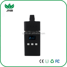 High recommend temperature control portable dry herb vaporizer pen, high tech filtration vaporizer