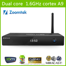 MX8 Android TV Box Amlogic S802 Quad Core XBMC Android 4.4.2 TV Box