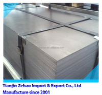Hot Selling Zn Coating Steel Plate Price Per Ton